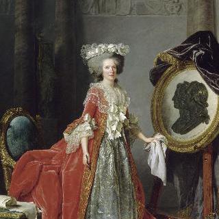 루이 15세의 딸 아델라이드 드 프랑스