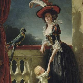 파름 공작부인 루이즈-엘리자베스 드 프랑스