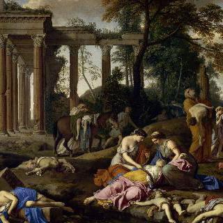 베텔의 아이들의 죽음