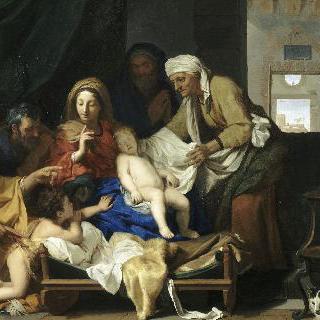 잠든 아기 예수