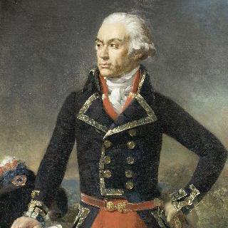 1792년 경, 북부 군대의 총사령관 샤를 프랑수아 뒤무리에즈