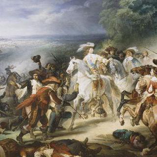 로크로이 전투, 1643년 5월 19일
