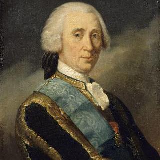 크루이의 공작 엠마뉴엘 드 크루이-솔르, 프랑스 총사령관 (1718-1784)