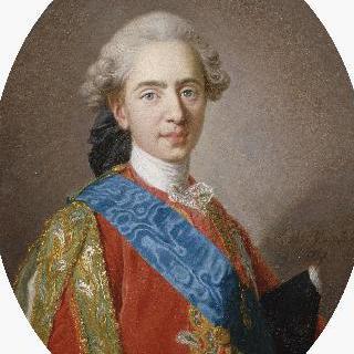 루이 오귀스트 드 프랑스, 베리 공작, 프랑스 황태자 (훗날 루이16세)