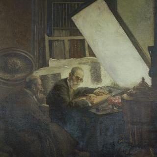 브라크몽과 그의 제자