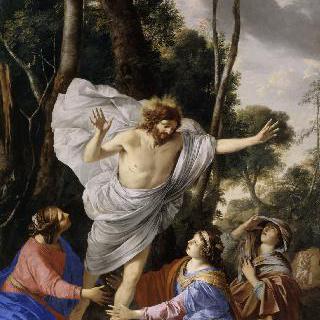 세 명의 마리아에게 나타난 예수