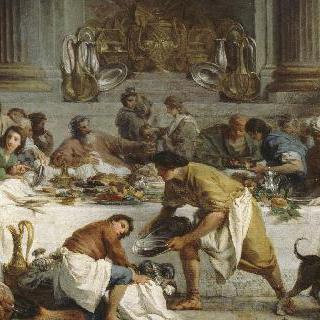 시몬의 집에서의 식사