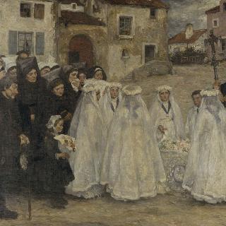 듀 세브르의 장례식