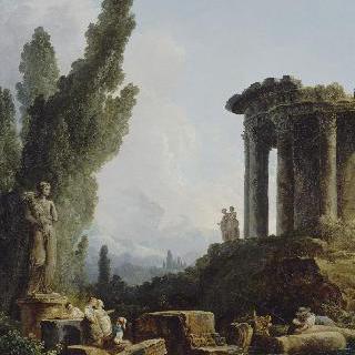 고대의 폐허