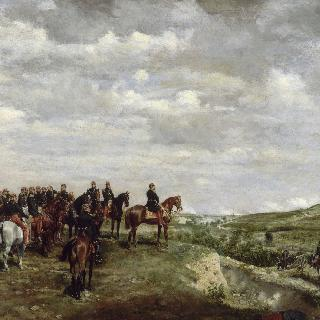 1859년 6월 24일, 솔페리노의 나폴레옹 3세