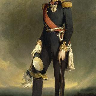 오귀스트 루이 빅토르, 작스 코부르 고타 왕자