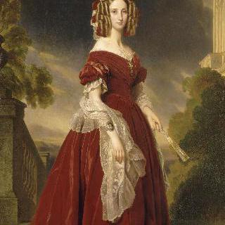루이즈 마리 테레즈 샤를로트 이자벨 도를레앙, 벨기에 왕국의 여왕