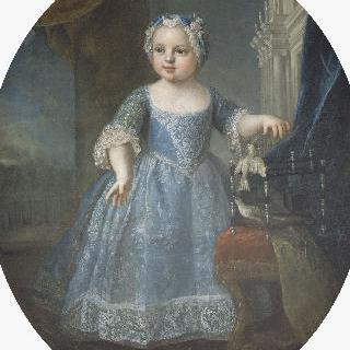 루이즈 마리 드 프랑스, 트루아지엠 공주, 루이 15세의 딸