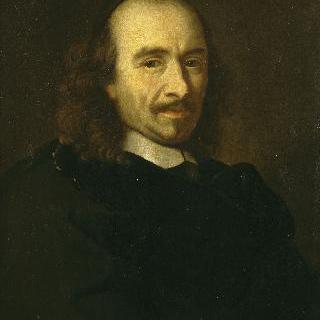 극작가 피에르 코르네이유의 초상 (1606-1694)
