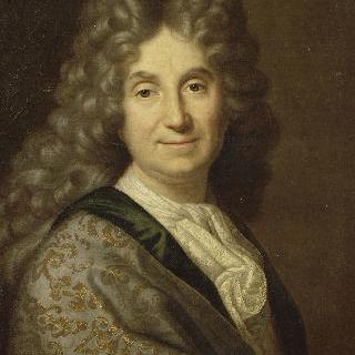 시인 니콜라 부알루-데스프루의 초상 (1636-1717)
