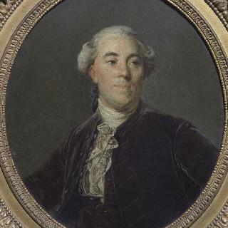 재무 장관 자크 네케르