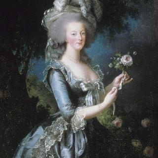 마리 앙투아네트 왕비 (1755-1793)