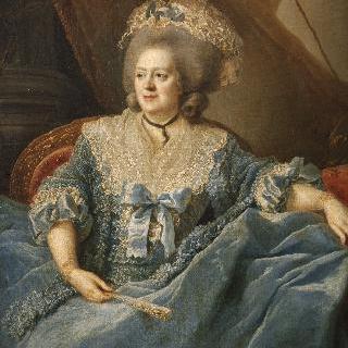 마리 아델라이드 드 프랑스, 루이 15세의 딸