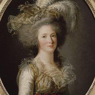 루이 16세의 누이 엘리자베스 필리핀 마리 엘렌 드 프랑스