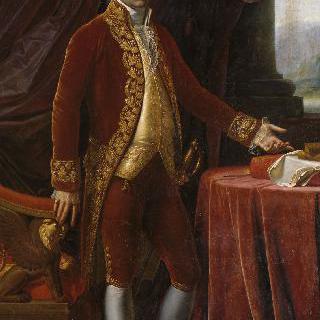 샤를 마리 보나파르트의 사후 초상 (1746-1786)