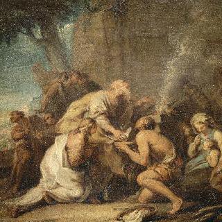 삼손의 아버지 마노아의 희생 (초안)