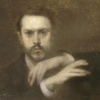 미술 비평가 귀스타브 제프루아 (1855-1926)