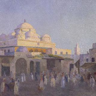 튀지니의 광장