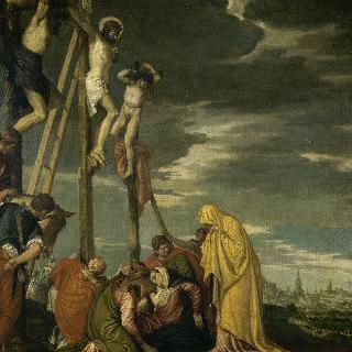 골고다 언덕 (십자가에 못박힌 예수)