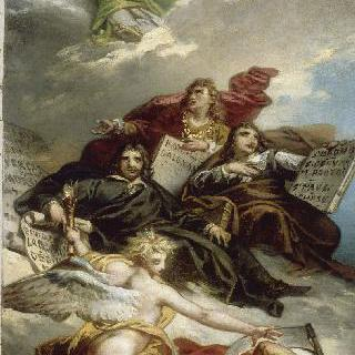 프랑스 회화의 승리 : 푸생, 르 쇠르, 르 브룅 예찬