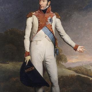 네덜란드의 왕 루이 보나파르트의 초상