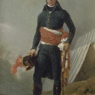 장 빅토르 모로, 라인 강 부대의 대장