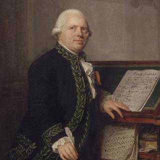 프랑수아 조제프 고섹의 초상 (1734-0829)