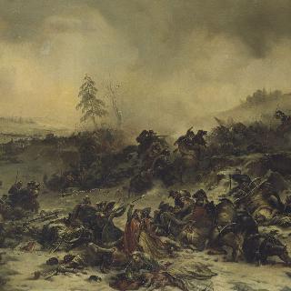 1812년 11월 17일, 크라스노 전쟁