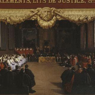 1558년 1월 6일, 파리에서 열린 삼부회