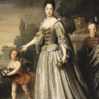 부르고뉴의 공작부인 마리-아델레이드 드 사부아 (1685-1712)