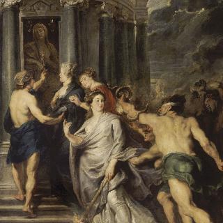 1620년 8월 10일 앙제 평화 협정 체결