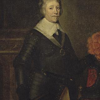 프레데릭 앙리 드 나소, 오랑주와 스타드우더의 왕자