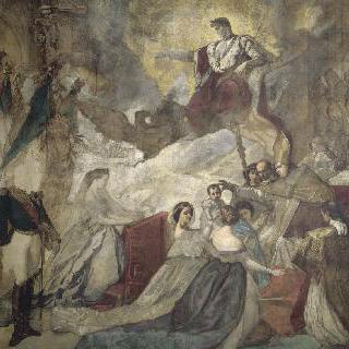 황실 왕자의 세례식