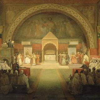 성당 기사단 시대, 1147년 4월 22일