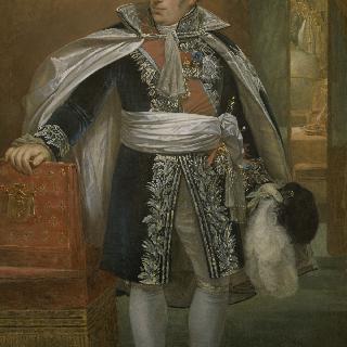 1804년 황제 저택 총관리인 다루 백작