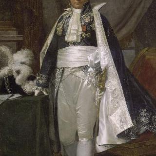 몽탈리베 백작 장-피에르 바샤송 (1766-1823), 내무부 장관
