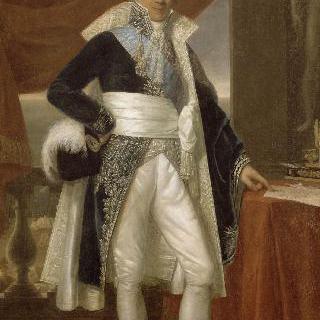 쉬시의 백작 장-밥티스트 콜랭, 상공부 장관 (1750-1826)