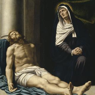 그리스도 죽음을 슬퍼하는 성모
