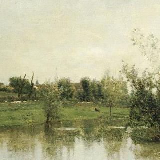 노르망디 지방의 풍경