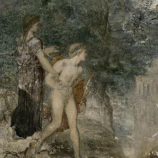 아리아드네와 테세우스