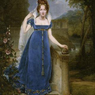 르그랑 백작 부인 (1795-1848) (앙리에트 세레)