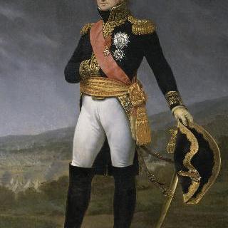 르그랑 백작, 클로드 쥐스트 알렉상드르 루이 (1762-1815),1799년 육군소장