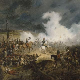 1792년 11월 27일 뒤무리에가 이끈 리에주 근처의 바루 전투