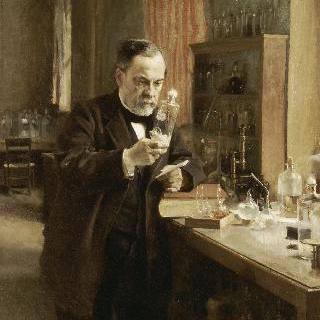 프랑스 화학자이자 생물학자 루이 파스퇴르