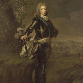 루이-프랑수아 드 부르봉 (1717-1776), 콩티의 왕자